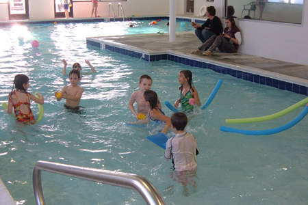 adult swimming programs hagerstown md